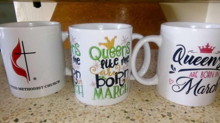 Personalised Mugs/ Mug printing