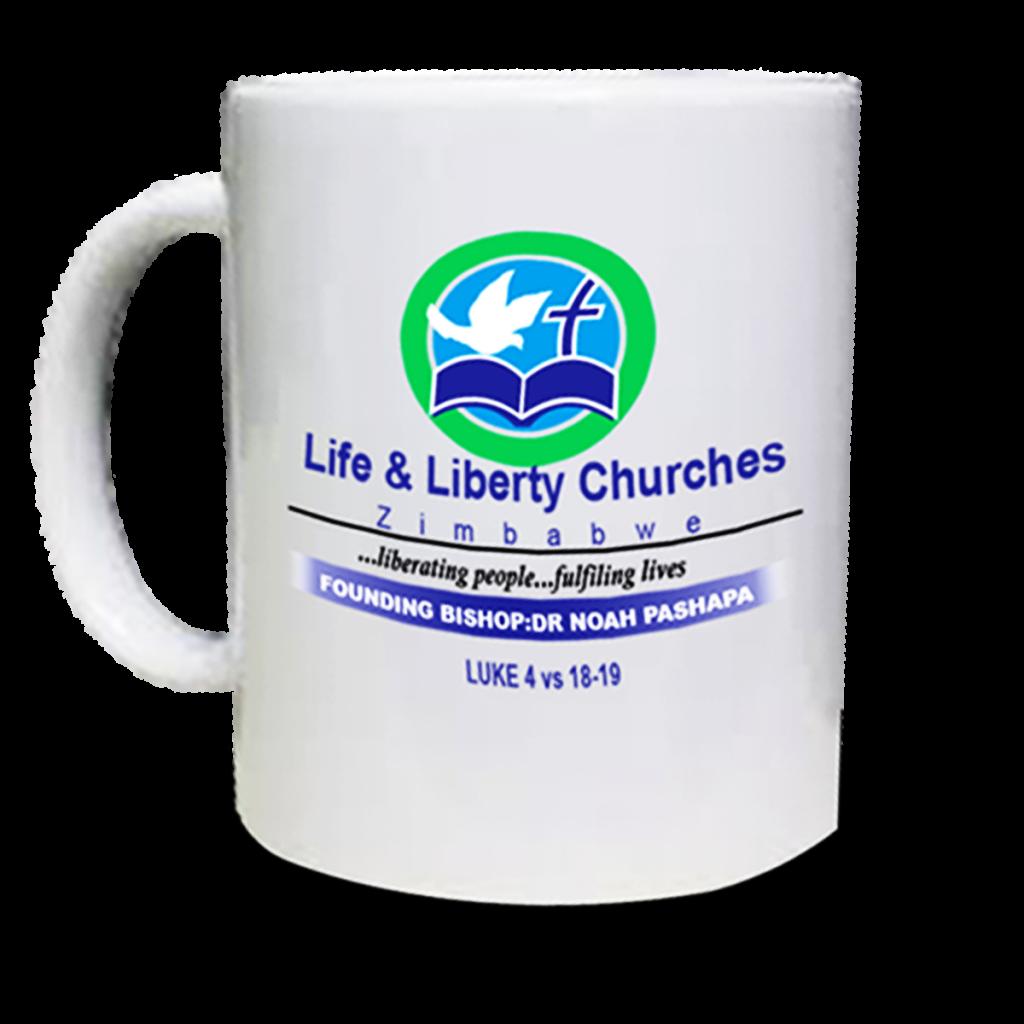 Life and Liberty mug