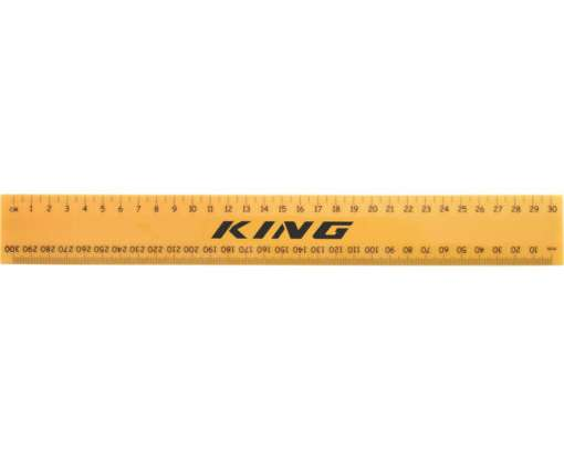 Branded Rulers