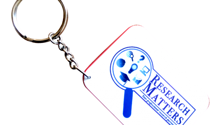 Branded Key holders